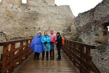 Na Topoľčianskom hrade